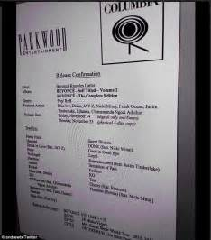 Beyonce to release platinum edition box set of old album ...