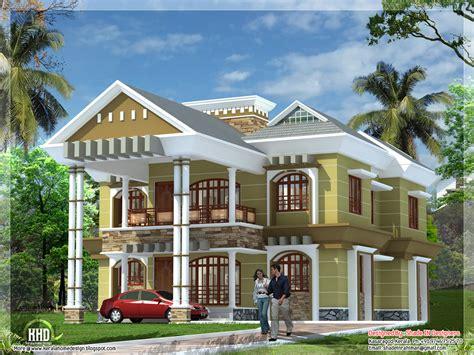 Modern Luxury Villa In Kerala-kerala Home Design And