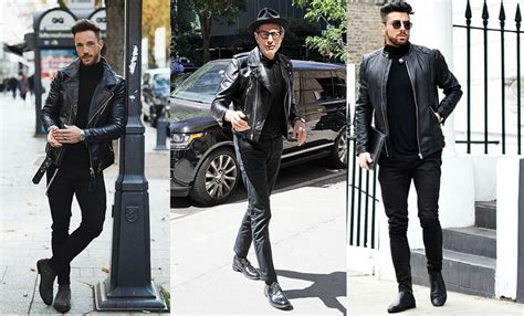 How Wear All Black Outfits Modern Men Guide