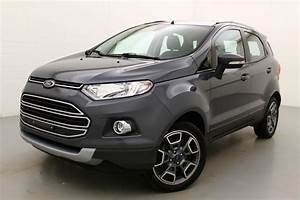 Ford Ecosport Titanium : ford ecosport titanium ecoboost 125 2wd reserve online now cardoen cars ~ Medecine-chirurgie-esthetiques.com Avis de Voitures