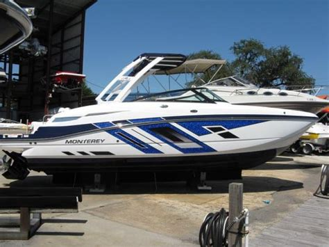 Monterey Deck Boats For Sale by Deck Boat Monterey Boats For Sale Boats