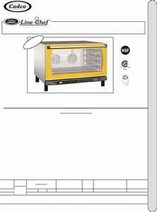 Cadco Convection Oven Xaf