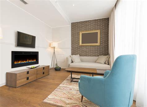 heat glo simplifire allusion electric fireplace