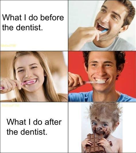 Funny Dentist Memes - 51 best dentist jokes cartoons images on pinterest dental teeth and dental humor