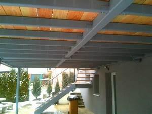 Terrasse Metallique Suspendue : terrasse suspendue metal concept escalier ferronnerie d 39 art alsace ferronnier strasbourg ~ Dallasstarsshop.com Idées de Décoration