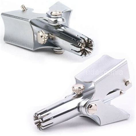 ear nose hair trimmer clippers removal cutter korea  selling manual