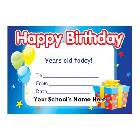 88129 Happy Joes Coupons Printable by Happy Birthday Certificates Stickers For Teachers