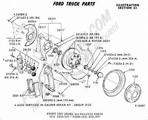 Chevy Brake Parts Diagram