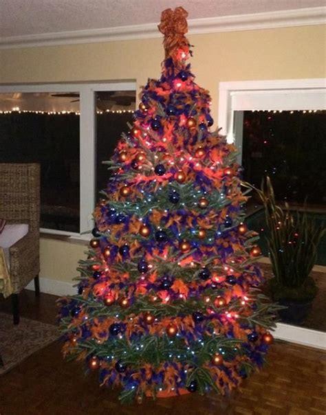 gator christmas tree all things florida gators