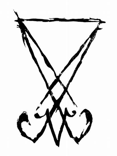 Sigil Lucifer Satan Symbol Tattoo Demon Satanic