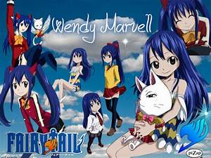 Fairy Tail images Wendy Marvell wallpaper and background ...