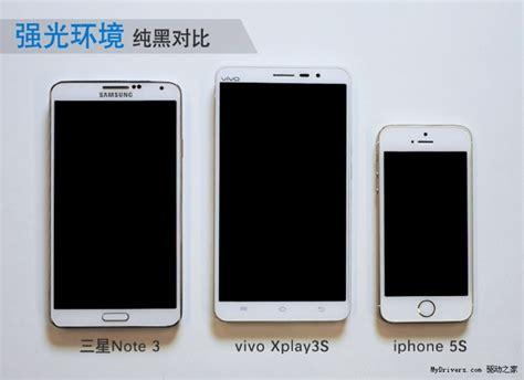 iphone 3s screen comparison 2k vivo xplay 3s vs note 3 vs iphone 5
