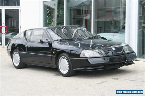 Renault Alpine For Sale by 1991 Renault Alpine For Sale In Canada