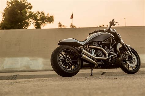 roland sands design here s a custom ducati xdiavel by roland sands design