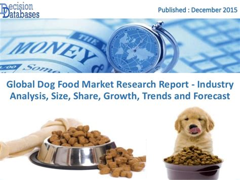 dog food market analysis report  opportunities upto