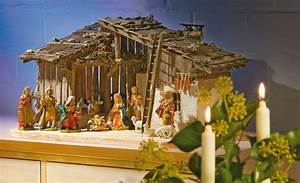 Weihnachtskrippe Holz Selber Bauen : bauplan alpenkrippe nativities pinterest ~ Buech-reservation.com Haus und Dekorationen