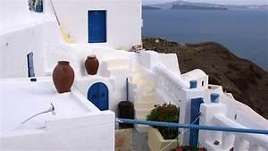 les maisons blanches des cyclades With mobilier de piscine design 14 maison traditionnelle grecque