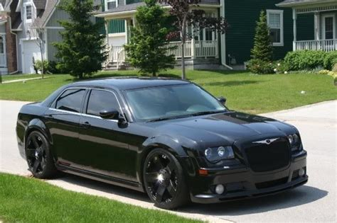Chrysler 300 Murdered Out by Murdered Out Chrysler 300c Murdered Cars