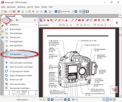 So kopieren Sie eine Seite aus einem PDF in ein anderes