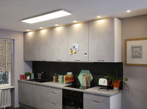eclairage de cuisine tout savoir sur l 39 éclairage dans la cuisine leroy merlin