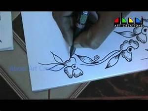 Floral Design 01 - YouTube
