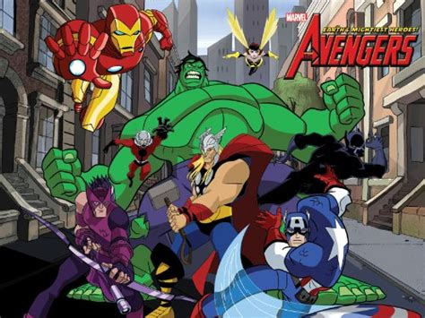 amazoncom  avengers earths mightiest heroes season