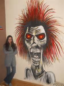Iron Maiden Eddie Art