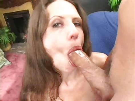 Lena Ramon Gets Her Bushy Pussy Whacked With Cock After