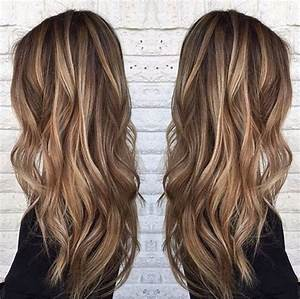 Hellbraune Haare Mit Blonden Strähnen : 20 atemberaubende braune haare mit blonden str hnen atemberaubende blonden braune haare ~ Frokenaadalensverden.com Haus und Dekorationen