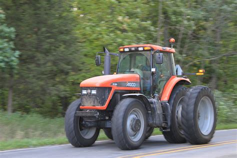 File:AGCO DT 220 Tractor Freedom Township Michigan.JPG ...