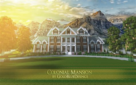 colonial mansion  architecture creation
