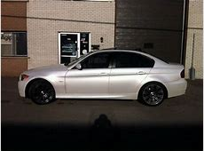 Pearl white BMW plasti dip Plasti Dip Pearlizer Spray