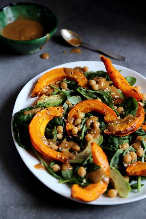 comment cuisiner du potimarron salade dautomne au