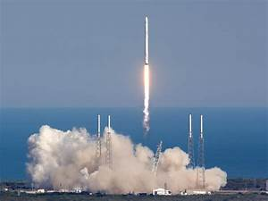SpaceX Rocket Lands Safely On A Ship At Sea For the First ...