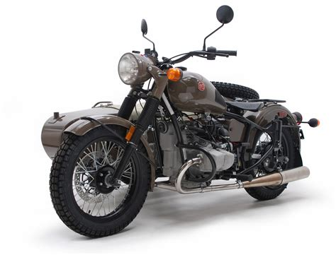 Ural M70 Image by 2012 Ural M70 Photo Gallery Autoblog