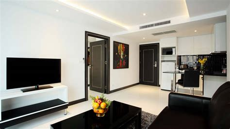 One Bedroom Suite by One Bedroom Suite Amari Suites Pattaya