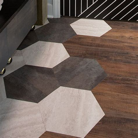 custom hexagon floor   high   expensive