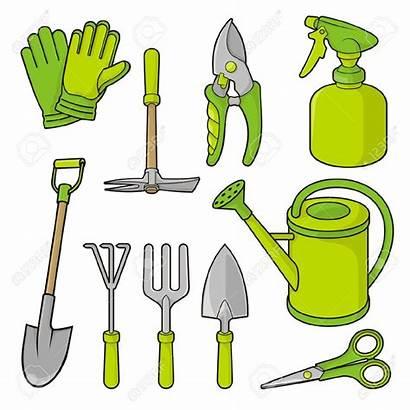 Gardening Tools Garden Clip Trowel Names Gardens