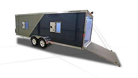 They have the best product on the market. Snowmobile Trailers - 1610V Snowmobile Trailer ...