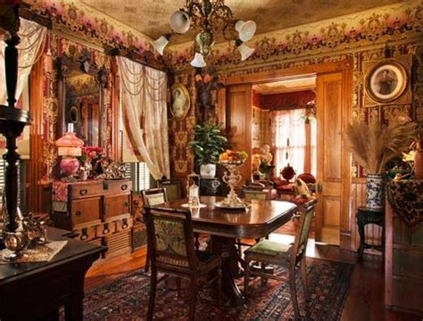 1000 ideas about victorian dining rooms on pinterest