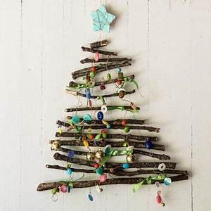 Twig Christmas Tree Festive Christmas Crafts