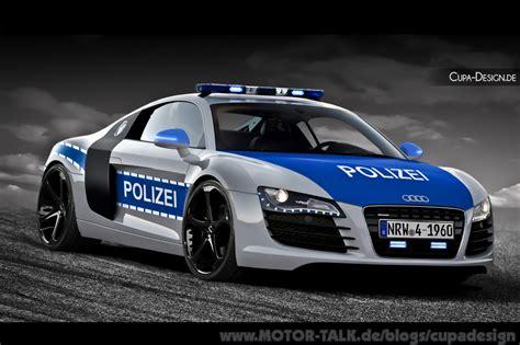 Polizei-kfz Deutschland Damals & Heute
