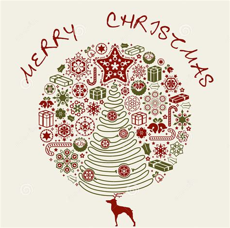 home design christmas card design stock images image