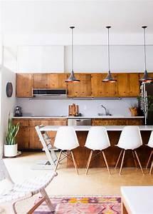Salon Cuisine Ouverte : cuisines semi ouvertes sur le salon nos inspirations ~ Melissatoandfro.com Idées de Décoration