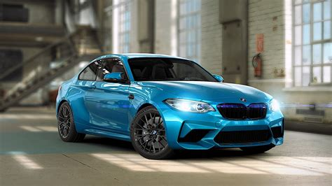 bmw m2 competition now available in csr racing 2 mobile game