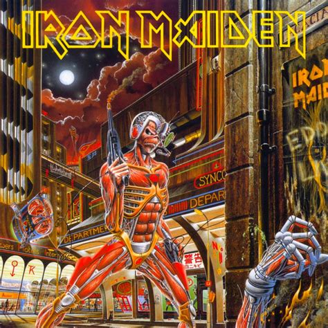 Shangrilarian: My favourite heavy metal album covers