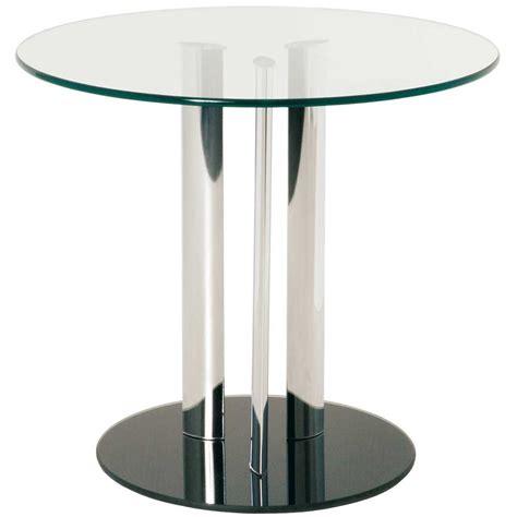 beistelltisch glas rund beistelltisch glas forafrica