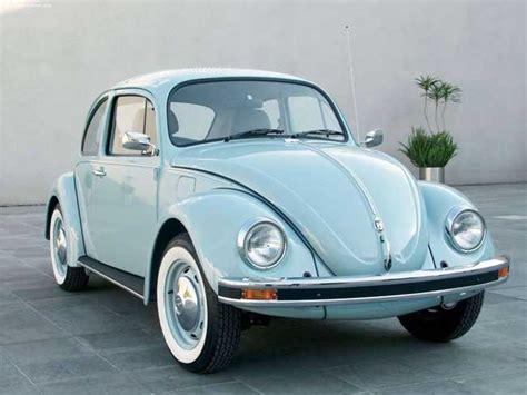 vintage volkswagen gallery vw beetle blue