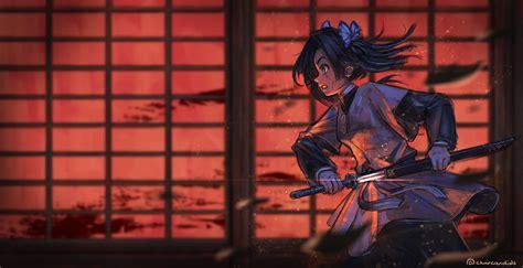 aoi kanzaki kimetsu  yaiba desktop laptop hd
