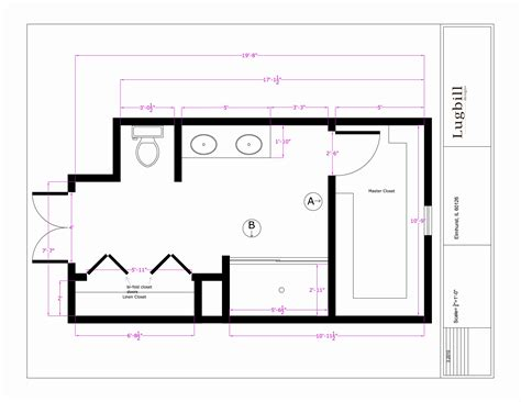 How To Design A Small Bathroom Layout by Master Bathroom Layouts Pattern Bathroom Design